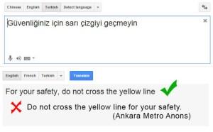 Türklerin Tercümesi