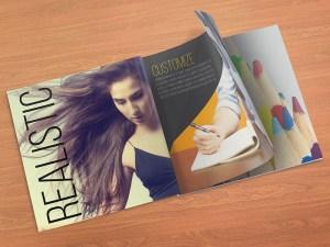 Magazine-Brochure-Catalog-Katalog Tasarımı Ankara