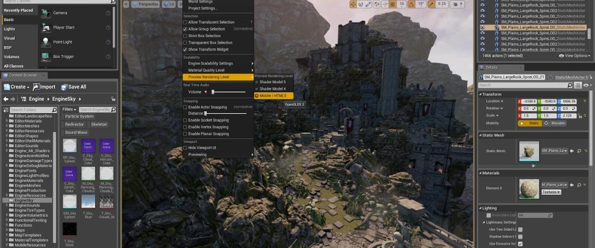 Unreal Engine Özel Ders Ankara Profesyonel