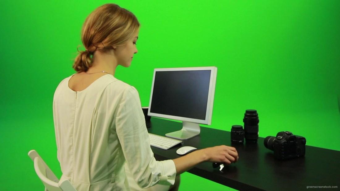 Greenbox Chromakey - Green Screen Yeşil Fon Perdesi Düzenleme Hazırlama