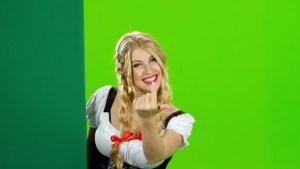 Greenbox Chromakey - Green Screen Yeşil Fon Perdesi Müzik Klip hazırlama