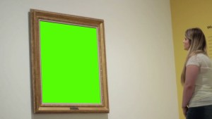 Greenbox Chromakey - Green Screen Yeşil Fon Perdesi fotoğraf hazırlama