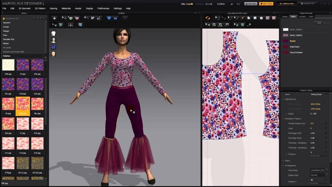 Moda Tasarım Bilgisayarda Kursu Ankara Kızılay