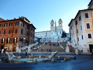 Le 10 cose più belle da vedere a Roma Piazza di Spagna