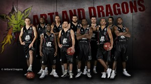 Artland Dragons Team 2014-2015