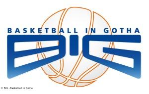 Basketball in Gotha Logo