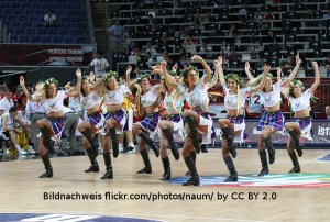 Cheerleader Fiba1