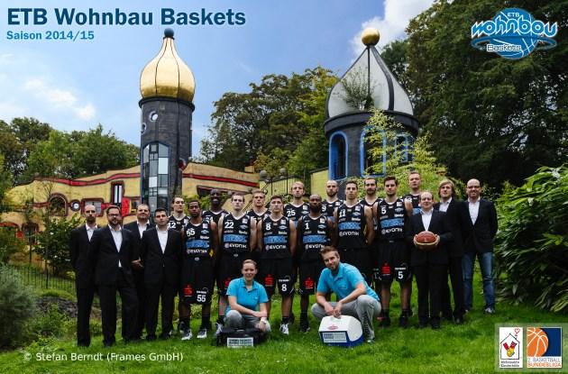 ETB Wohnbau Baskets - Saison 2014/15