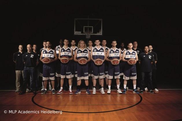 MLP Academics Heidelberg Teamportrait