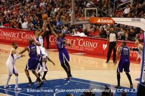 Sacramento Kings vs LA Clippers