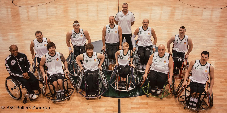 MVP in der Rollstuhlbasketball Bundesliga gekürt
