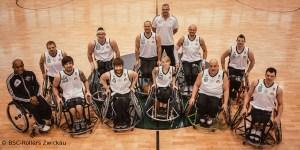 BSC Rollers Zwickau Team