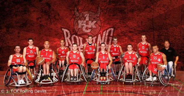 FCK Rolling Devils Team