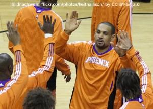 Grant Hill Phoenix Suns