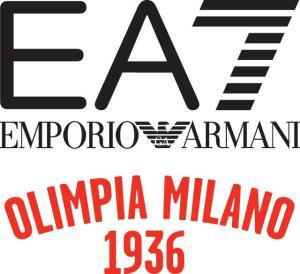 Logo EA7 - EMPORIO ARMANI MILAN