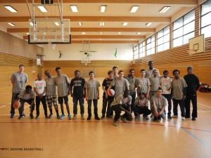 FCBB Rosenheim Flüchtlinge