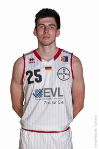 Bayer Giants Leverkusen - Portrait Michael Kuczmann