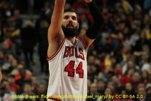 Chicago Bulls - Nikola Mirotic