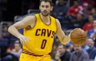 Cavaliers – Kevin Love fehlt für mehrere Wochen