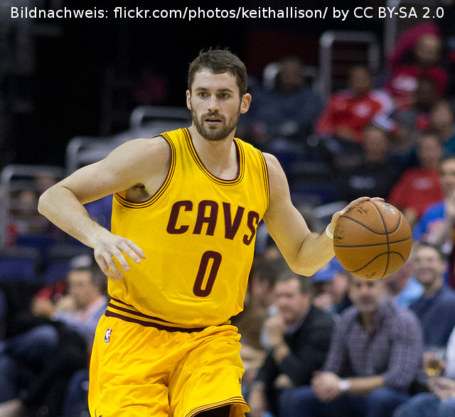 Cleveland Cavaliers - Kevin Love