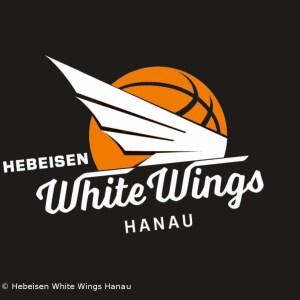 Logo Hebeisen White Wings Hanau