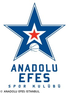 Euroleague 2015-2016 - Logo ANADOLU EFES ISTANBUL