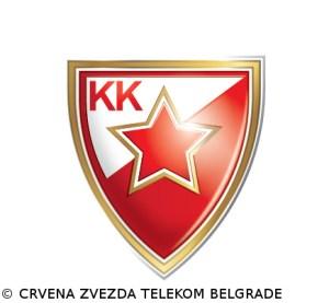 Euroleague 2015-2016 - Logo CRVENA ZVEZDA TELEKOM BELGRADE 2