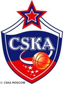 Euroleague 2015-2016 - Logo CSKA MOSCOW