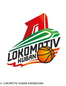 Euroleague 2015-2016 - Logo LOKOMOTIV KUBAN KRASNODAR