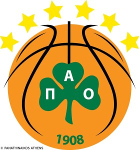 Euroleague 2015-2016 - Logo PANATHINAIKOS ATHENS
