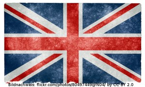 Flagge UK - Flagge Grossbritannien