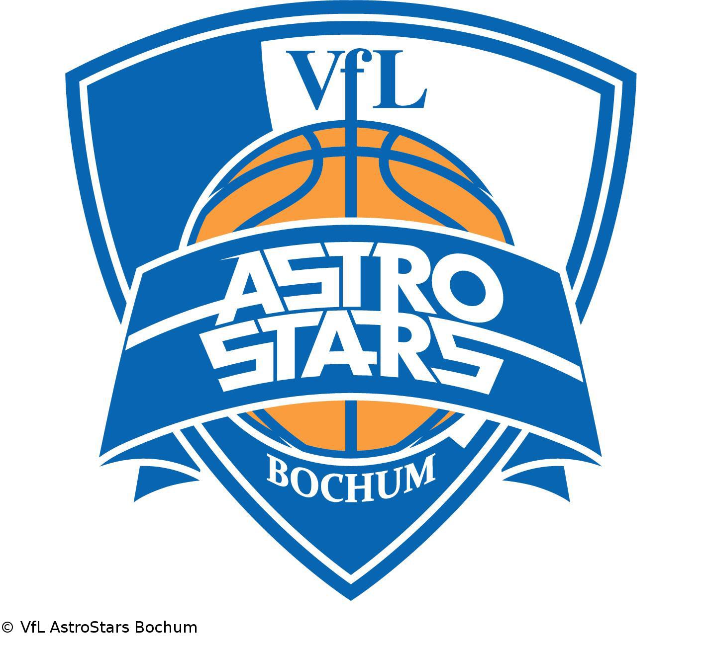 Vertragsverlängerung bei den AstroStars Bochum
