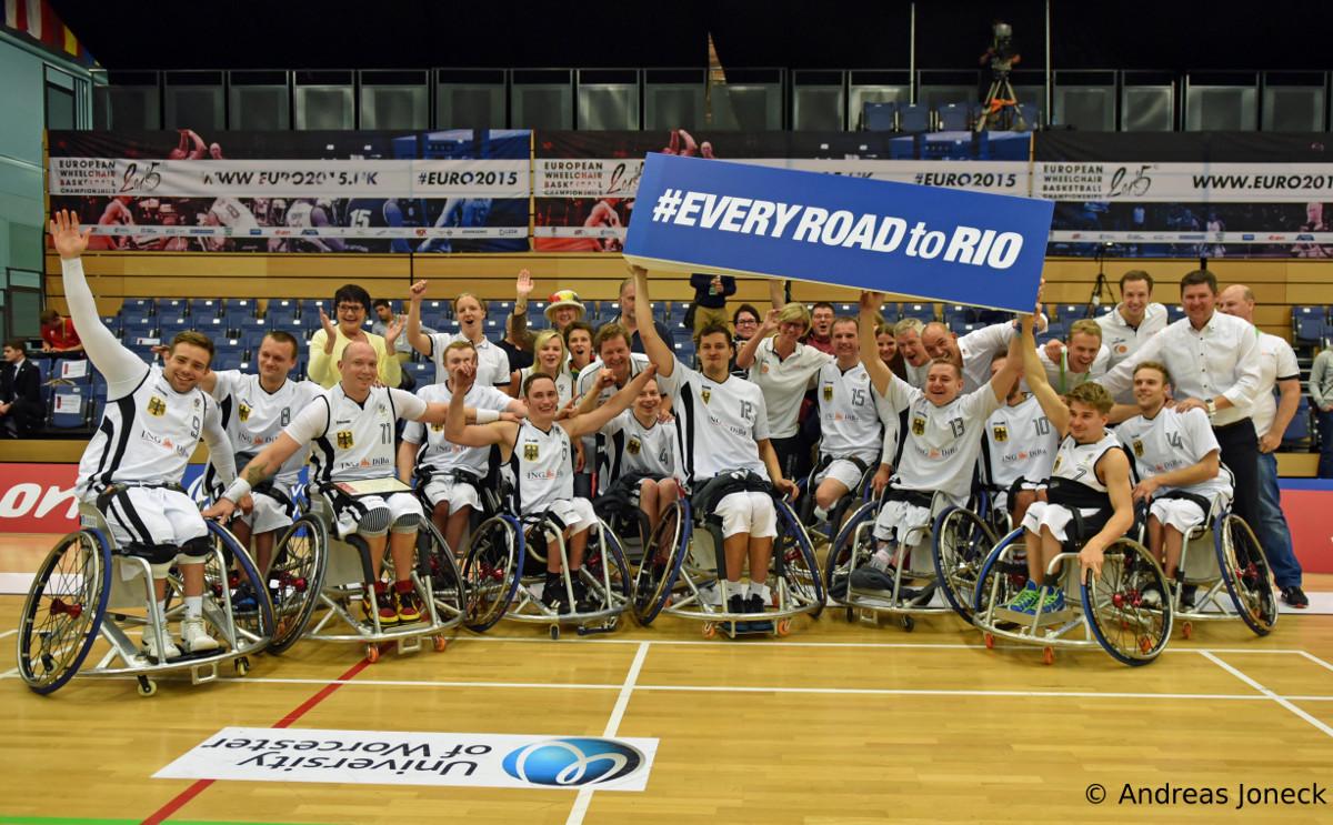 Vorläufiges deutsches Aufgebot für Paralympics benannt