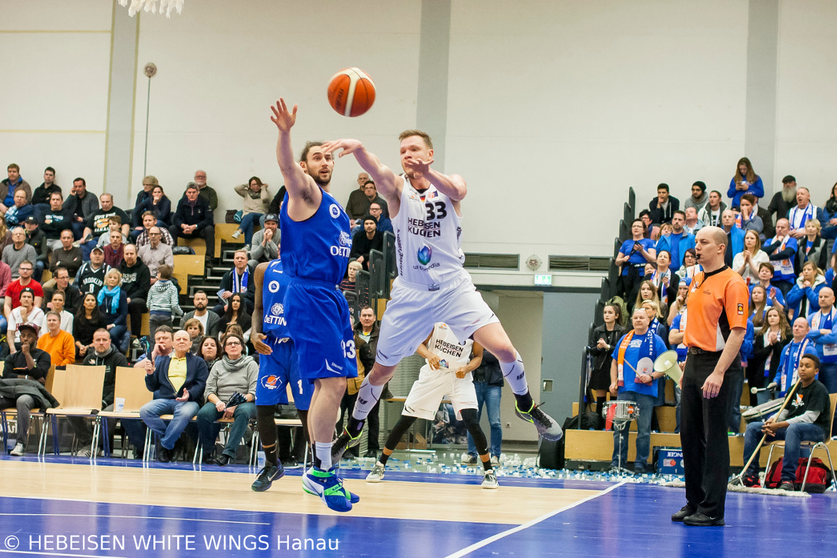 HEBEISEN WHITE WINGS Hanau Fans wählten Spieler der Saison