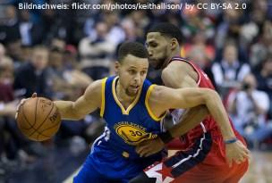NBA - Golden State Warriors - Steph Curry