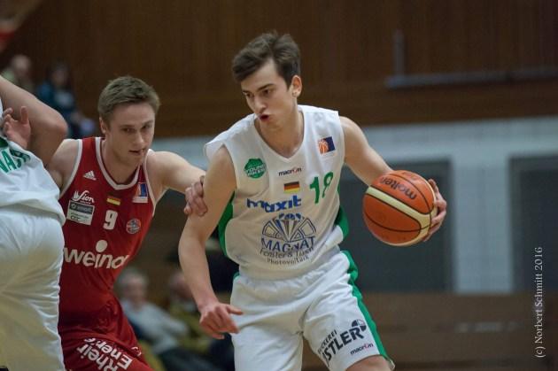 Baunach Young Pikes 4 - Tibor Taras