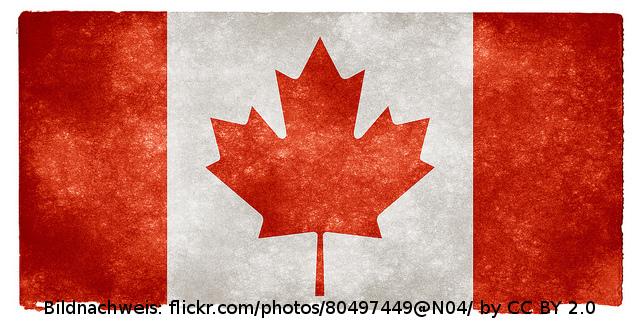 Flagge - Kanada