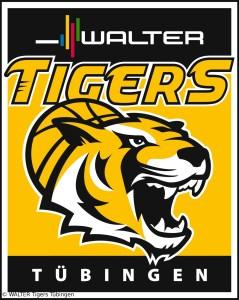 BBL - Logo - WALTER Tigers Tübingen 1
