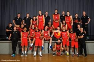 Deutscher Basketball Bund Team - DBB