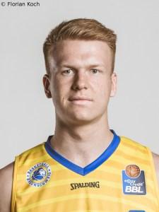 Basketball Löwen Braunschweig - Luis Figge
