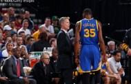 Kevin Durant verletzt sich am Knöchel
