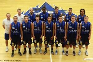 DE - Teamfoto - Crailsheim Merlins 2016-2017