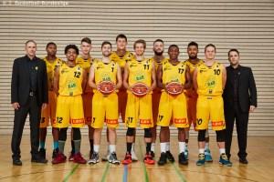 DE - Teamfoto - Kirchheim Knights 2016-2017
