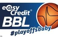Die Spieltermine im Finale der easyCredit BBL Playoffs