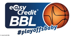 DE - Logo - easyCredit BBL Playoffs