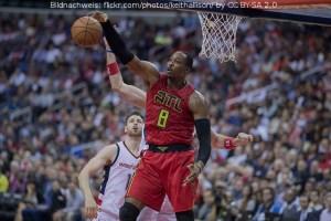 US - Action - Atlanta Hawks - Dwight Howard 3