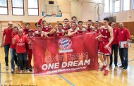 FC Bayern sichert sich NBBL TOP4 Titel