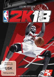 NBA2K18 Legend Edition