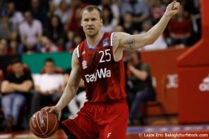 DE - Action - FC Bayern Basketball - Anton Gavel