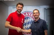Bayern verlängern mit Sportdirektor